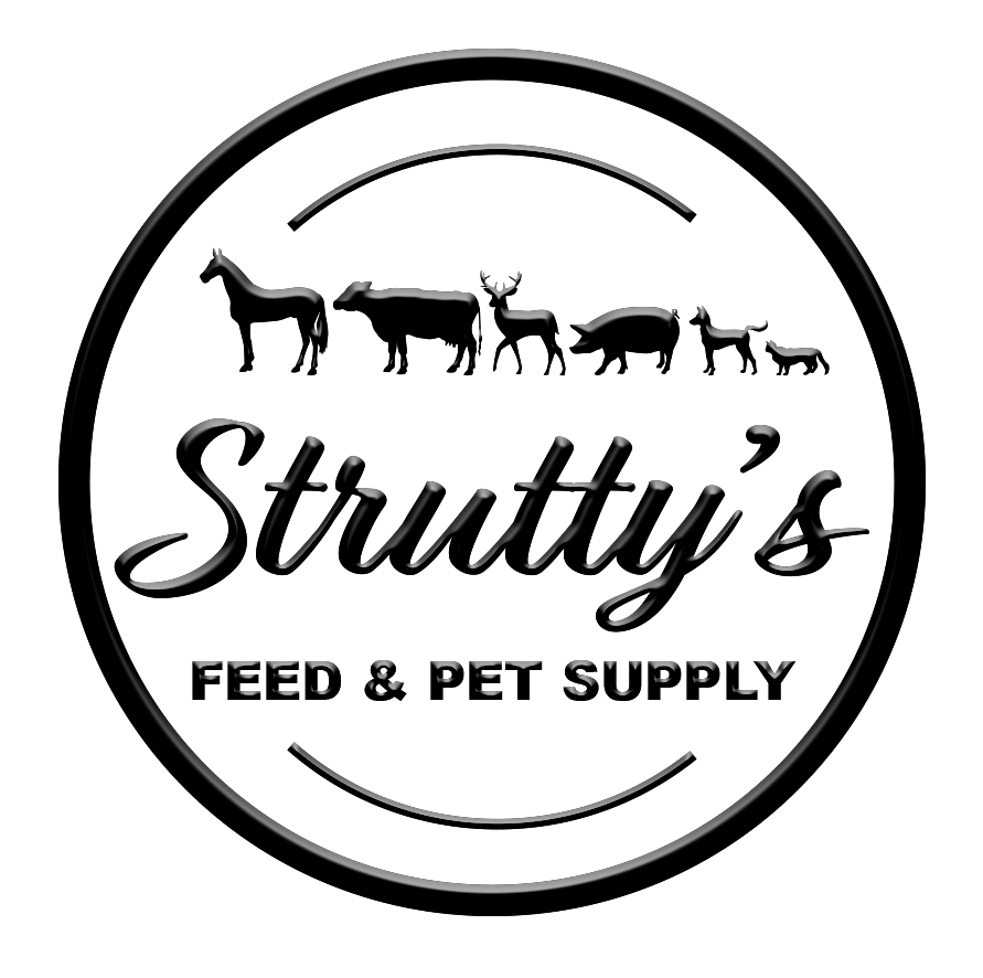 Strutty's Feed and Pet Supplies two locations in Texas for